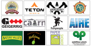 The totally faboo sponsors supporting this project...