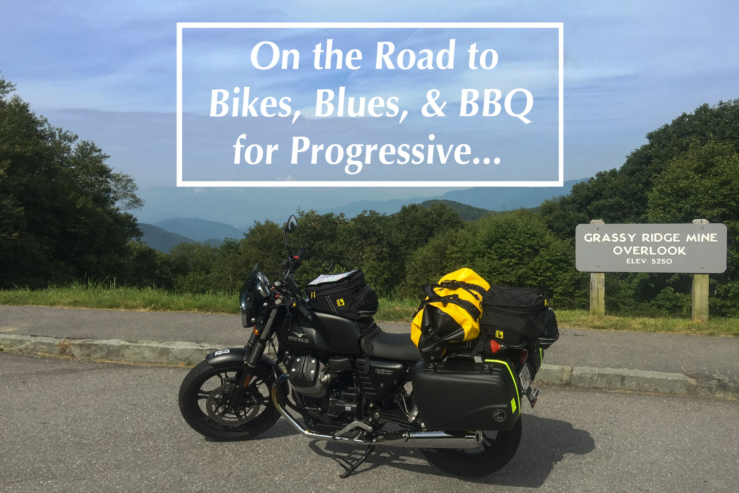 On the Road to Bikes, Blues, & BBQ for Progressive