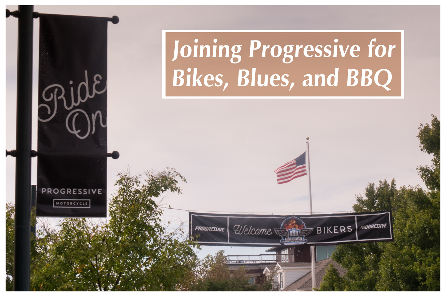 Bikes, Blues, and BBQ - Val in Real Life