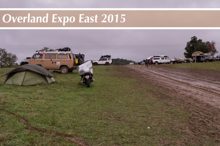 Overland Expo East 2015 - Val in Real Life