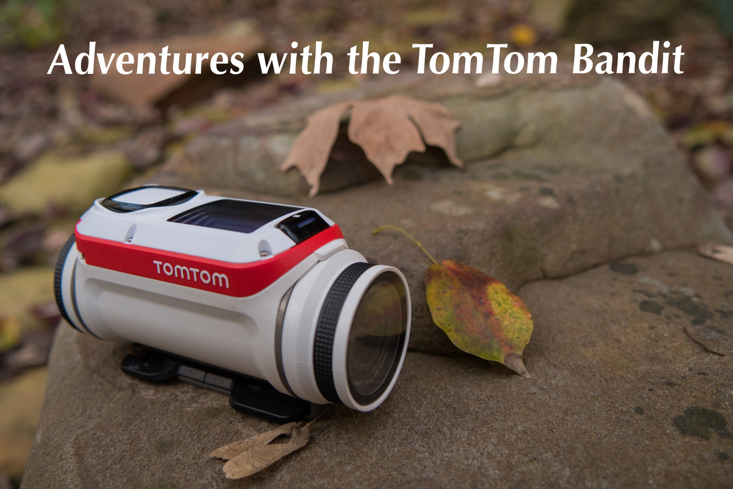 TomTom Bandit Review by Val in Real Life
