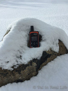Delorme inReach Explorer - Val in Real Life
