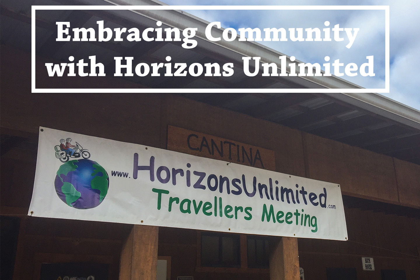 Horizons Unlimited - Val in Real Life