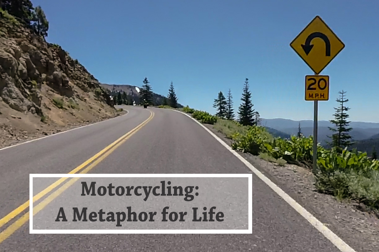 Moto Metaphor - Val in Real Life
