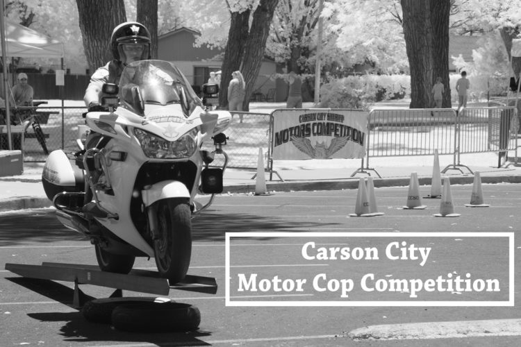 Carson City Sheriff's Office Extreme Motor Officer Challenge 2016
