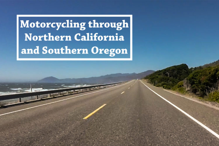 motorcycling california and oregon