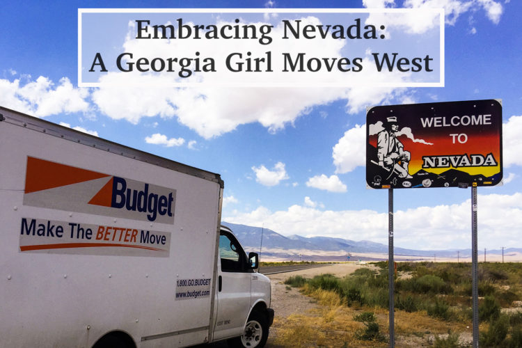 Embracing Nevada - Val in Real Life