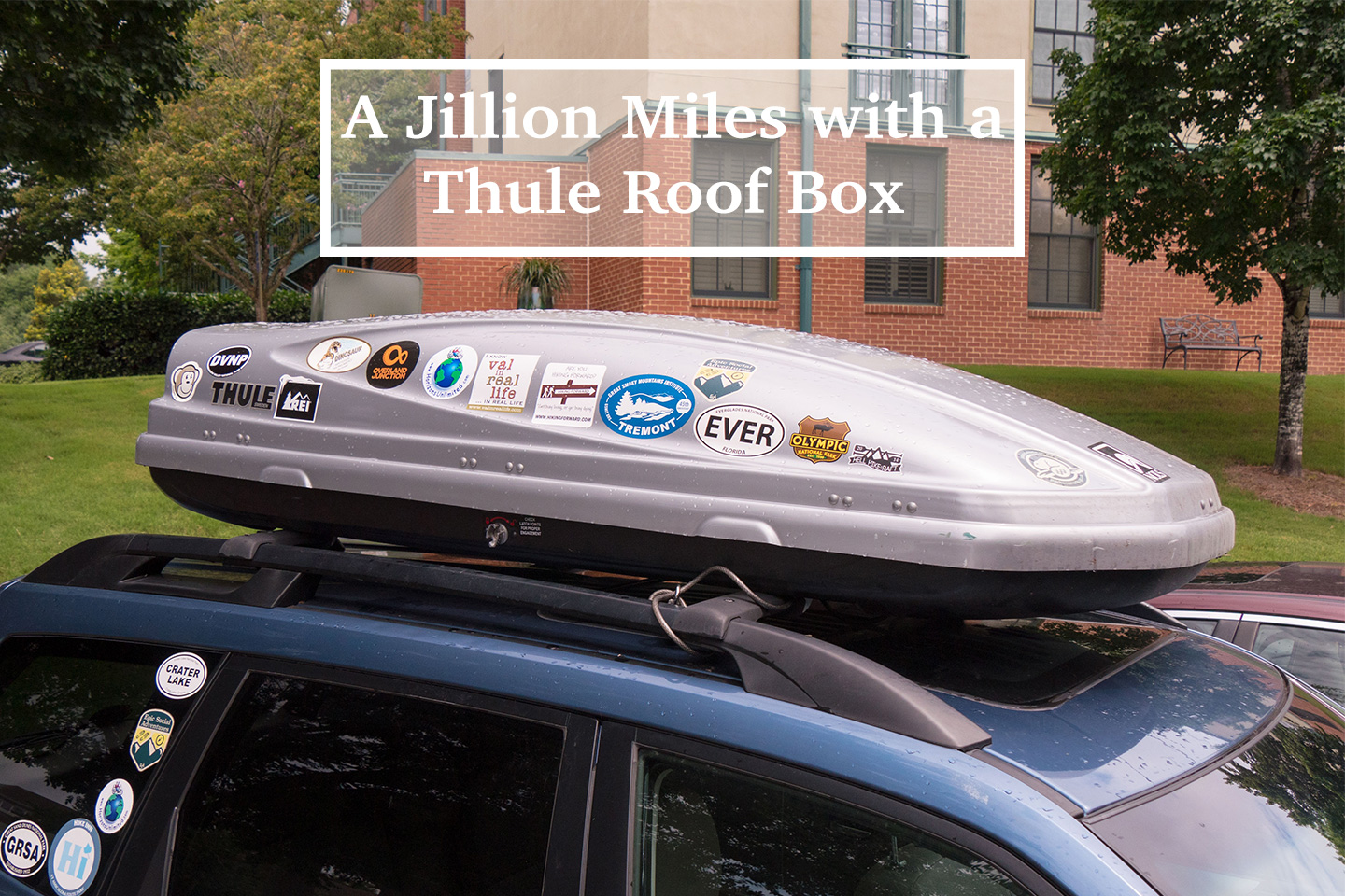 thule atlantis 1600xt - val in real life