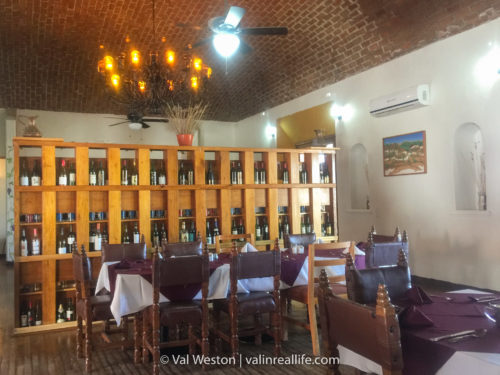 cataviña restaurant baja - val in real life