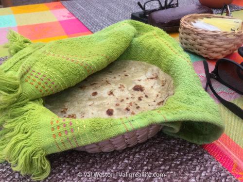 tortillas in baja - val in real life
