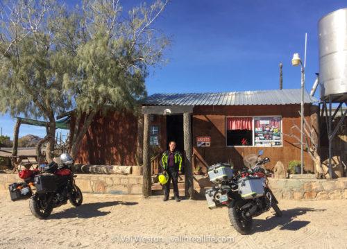cataviña baja cafe - val in real life