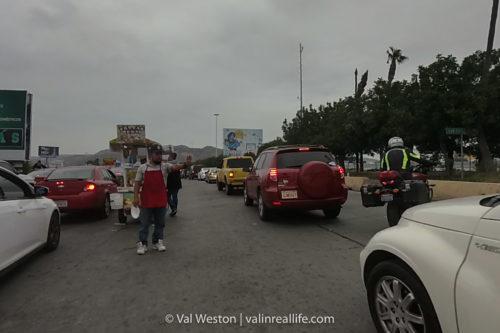 tijuana border - val in real life