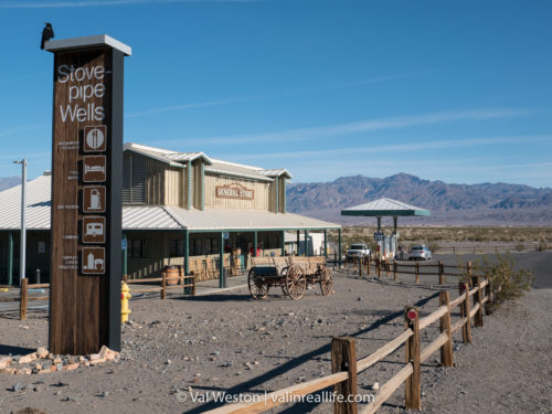 stovepipe wells general store - val in real life