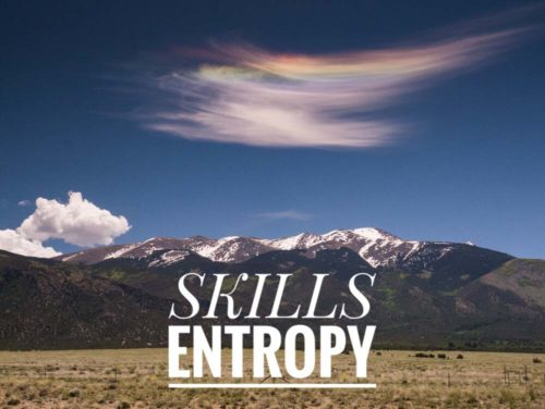 skills entropy - val in real life